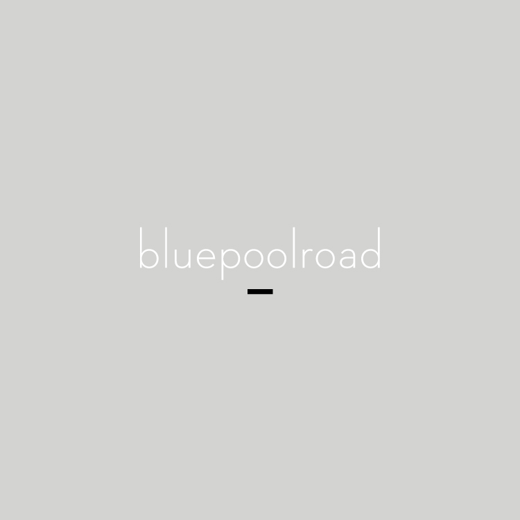 Peggy Wong Studio / logo design for bluepoolroad