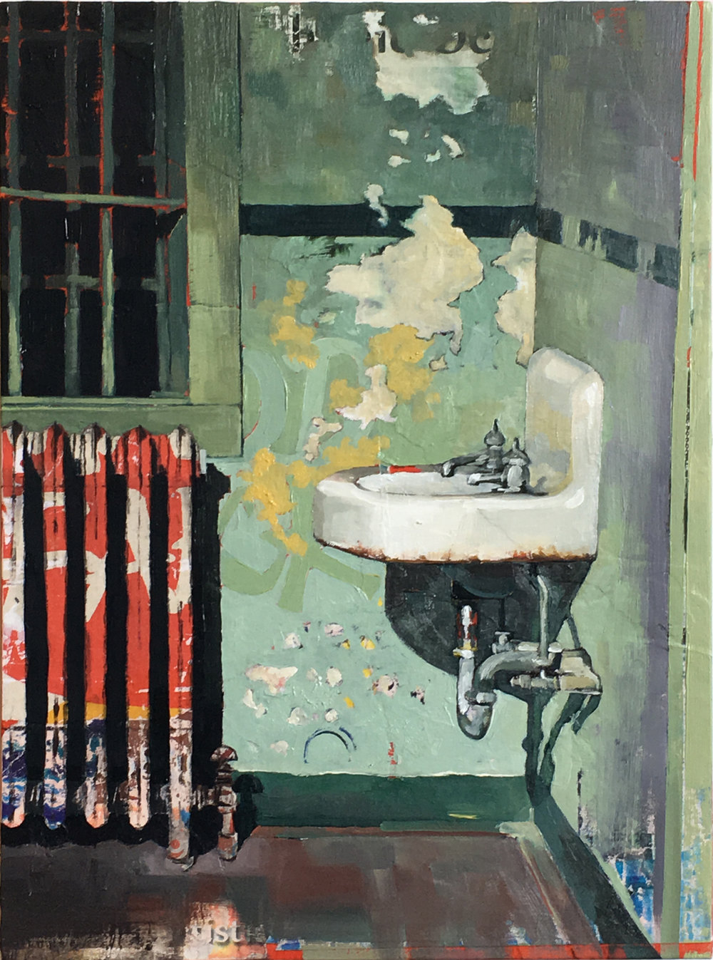 Alcatraz Sink No. 2