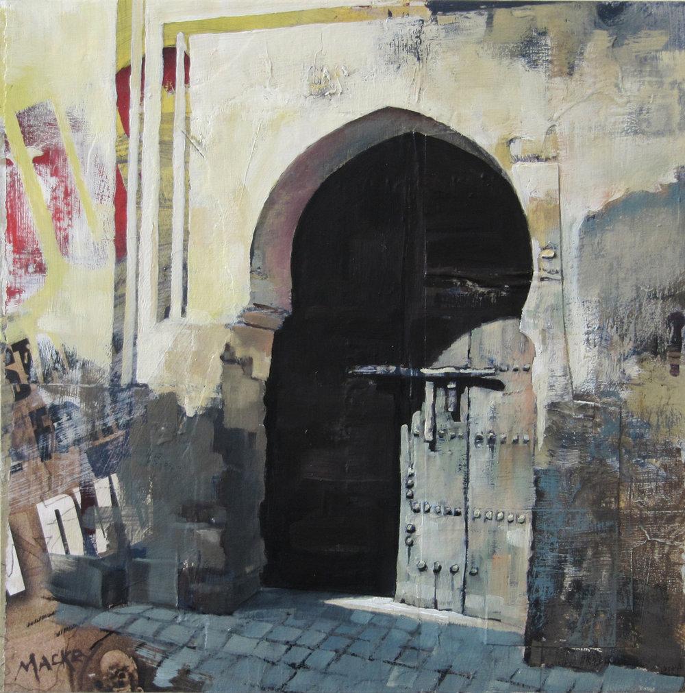 Morocco Door No. 1