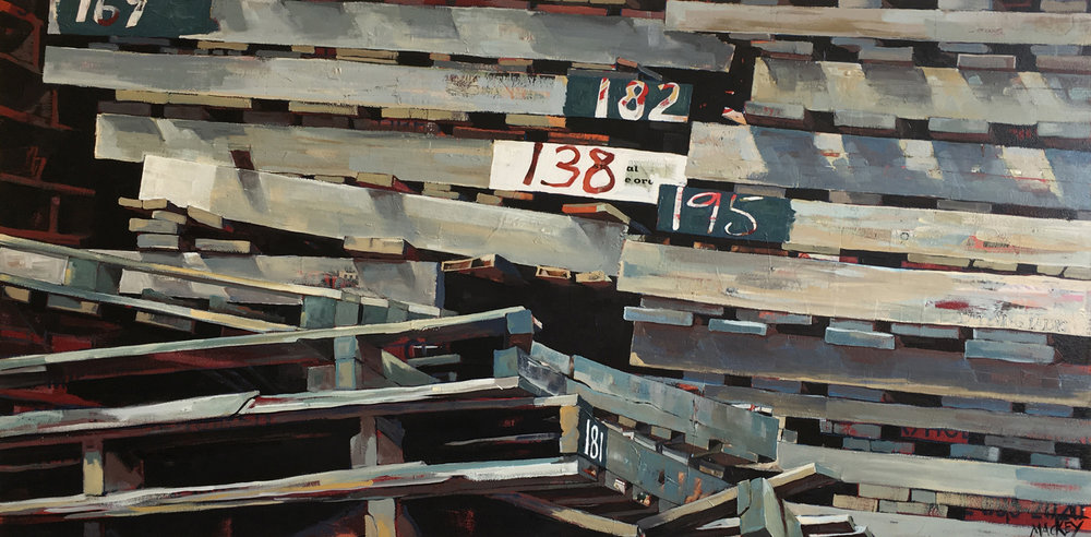 Red Hook Pallets No. 1