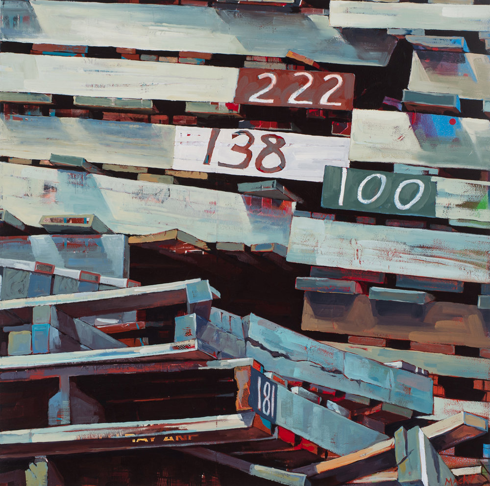 Red Hook Pallets No. 2