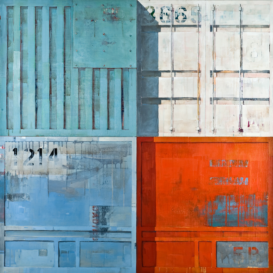 Freight Containers no. 4
