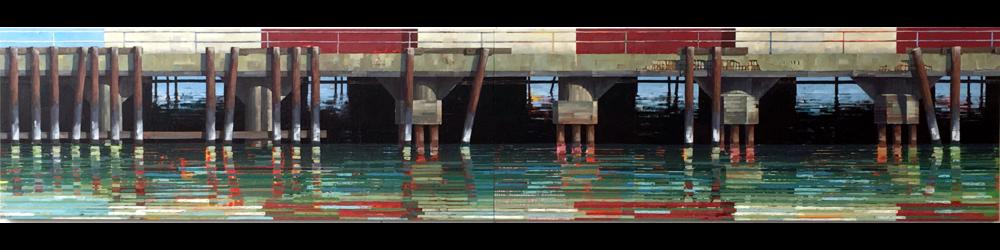 Long Pier - Fort Mason