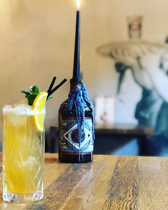 "Mai tai means ""out of this world"" in Tahitian, and it's the perfect name for an irresistible exotic cocktail. #rum #cocktails #antwerp"