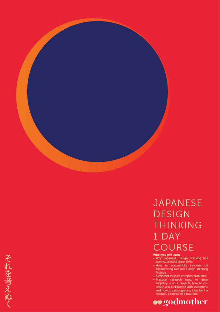 Japanese Design Thinking Godmother Brand Agency