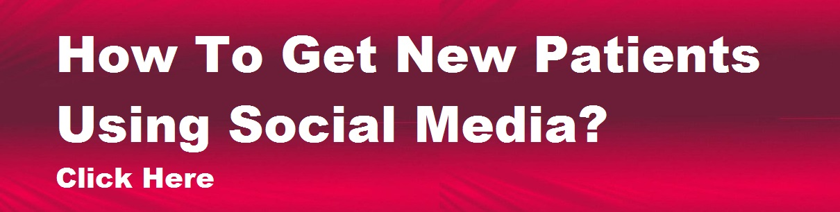 Social media for medical marketing