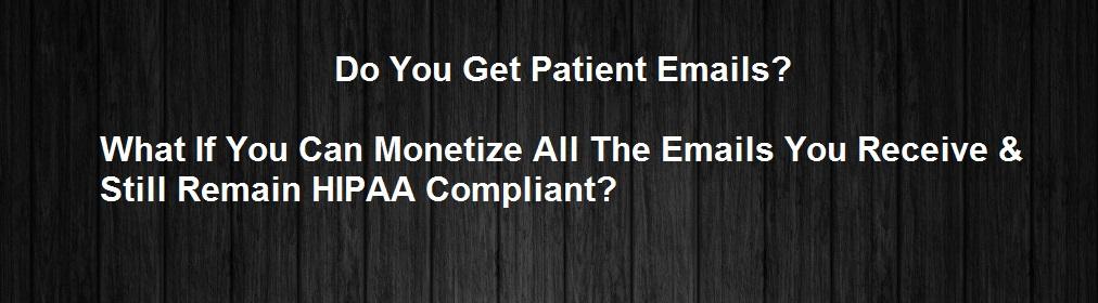 Patient Emails