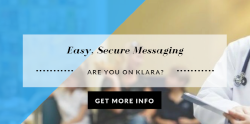 klara messaging app