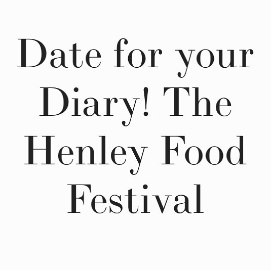 So foodies have you got the 16th and 17th of September in your diary for the @thehenleyfoodfestival ! Read all about it on the blog... www.askyourbesties.com.... #foodfestival #foodies #lovelocal