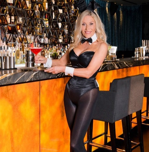 On the blog today Angie chats to us about her Bunny Girl memories and being invited back to the #playboy club to be Bunny Mother again. Such a fun experience and how fantastic does she look??!!?