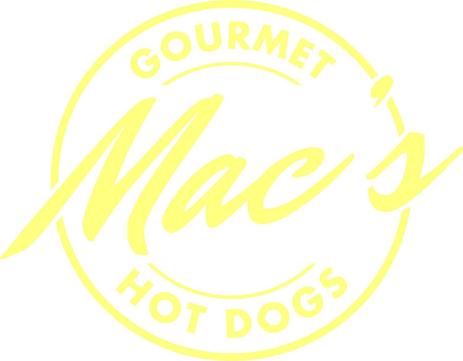 Mac's Gourmet Hot Dogs