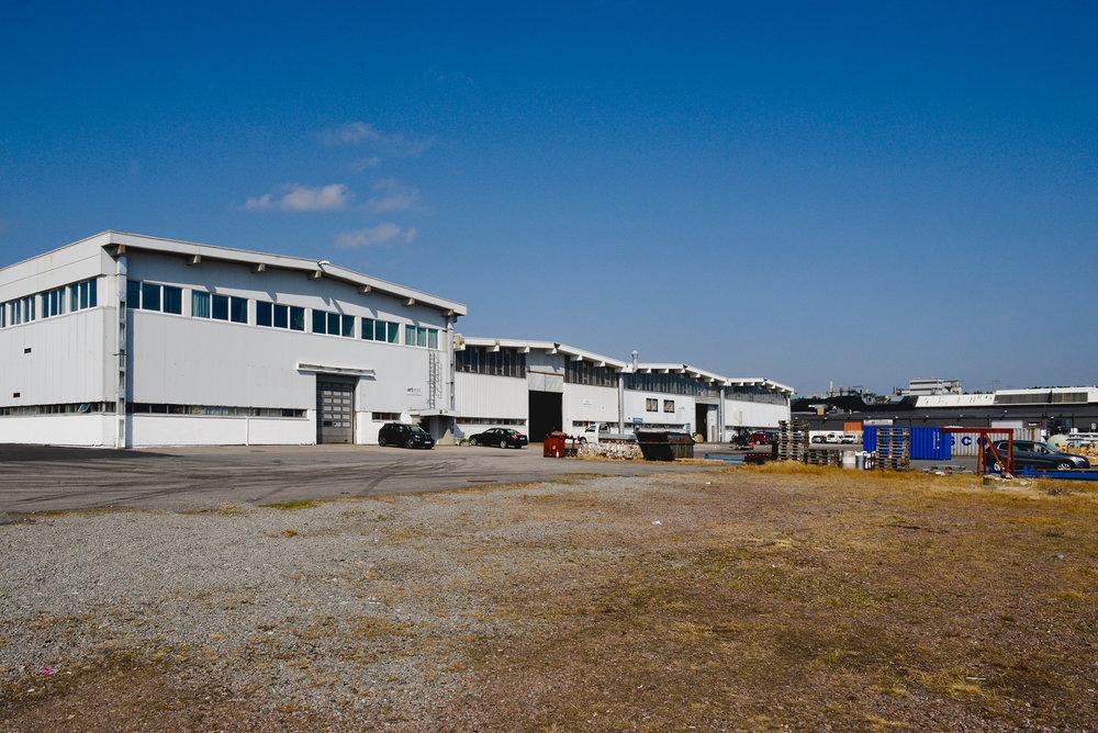 Lager- og industrilokaler Lumberveien 51,   fra 100 - 3000 kvm