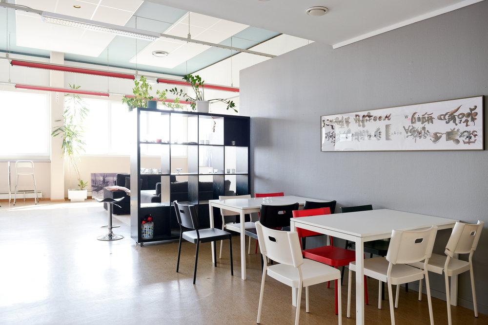 Kontor- og undervisningslokaler Lumberveien 51, 2 etg,   fra 10 - 1200 kvm