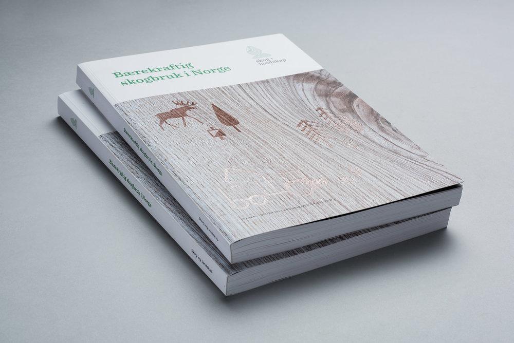 """Bærekraftig skogbruk i Norge"" rapport"