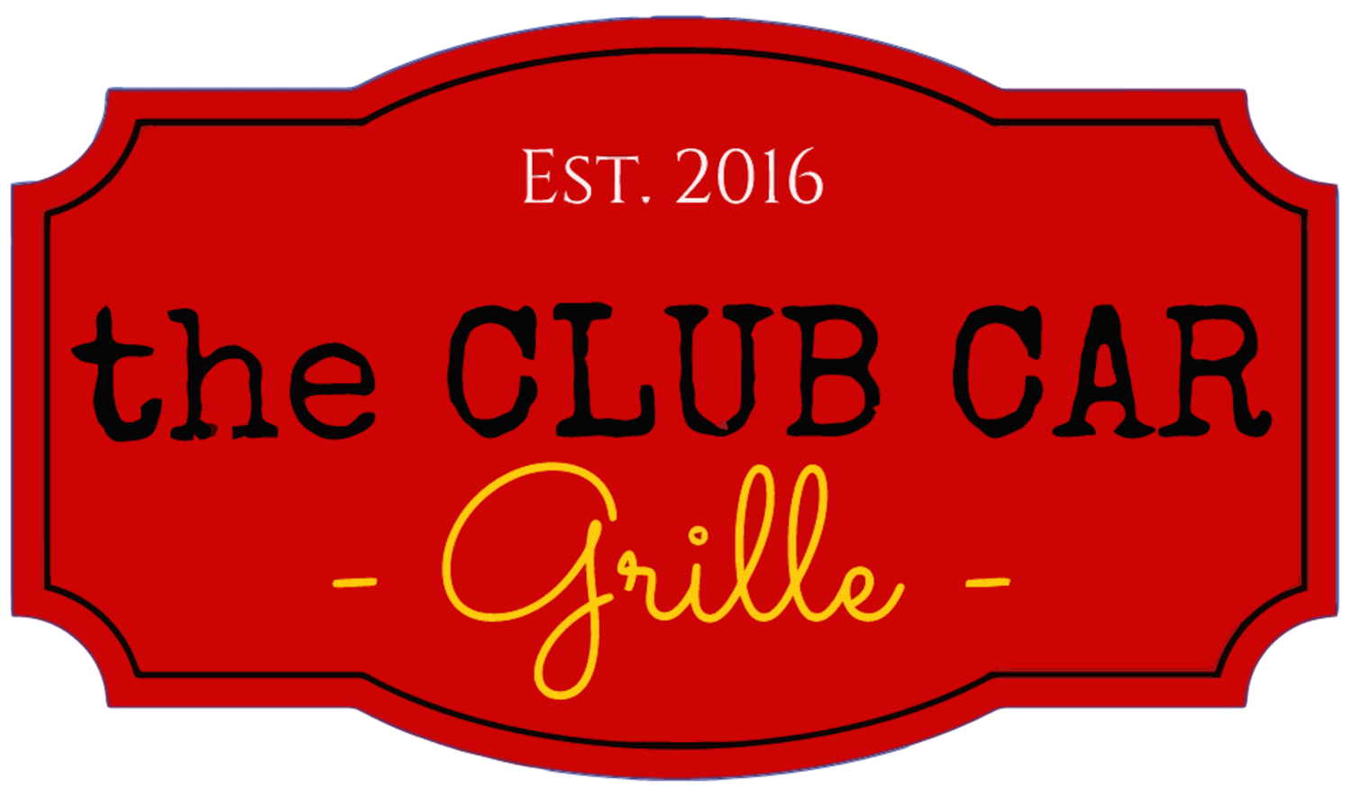the Club Car Grille