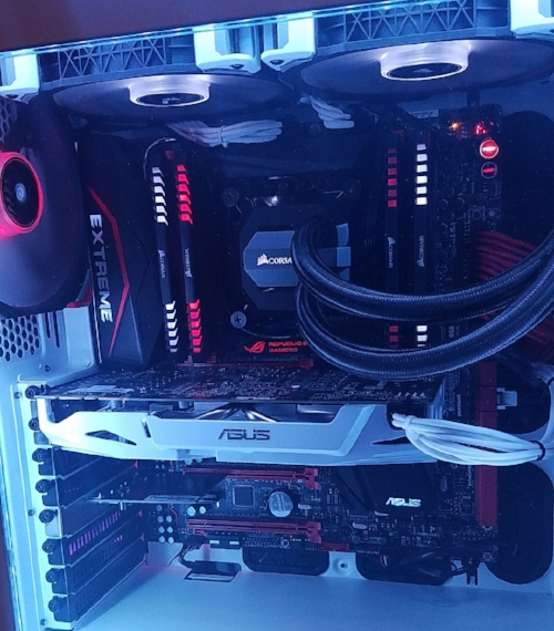 stormtrooper rampage gaming computer