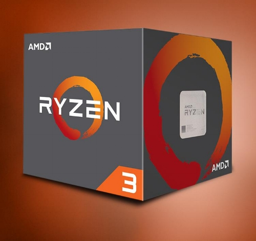 AMD Ryzen 3 1300X 3.5GHz Quad-Core Processor