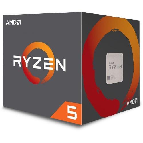 AMD Ryzen 5 2600X 3.6GHz 6-Core Processor