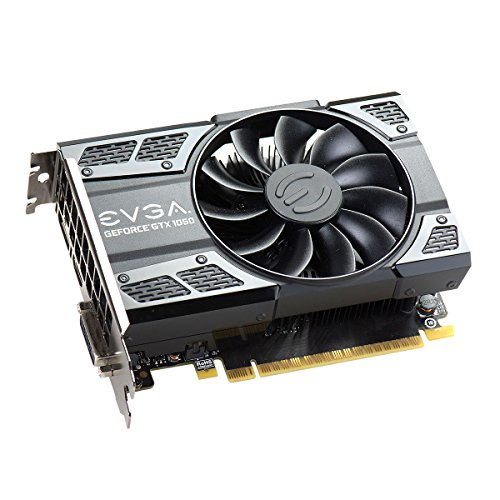 EVGA GeForce GTX 1050 Ti 4GB SC GAMING ACX 2.0 Video Card
