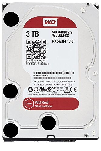 Western Digital Red 3TB HDD