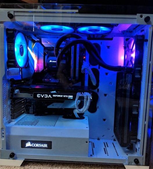 Arctic Storm Max 1080p ESports PC