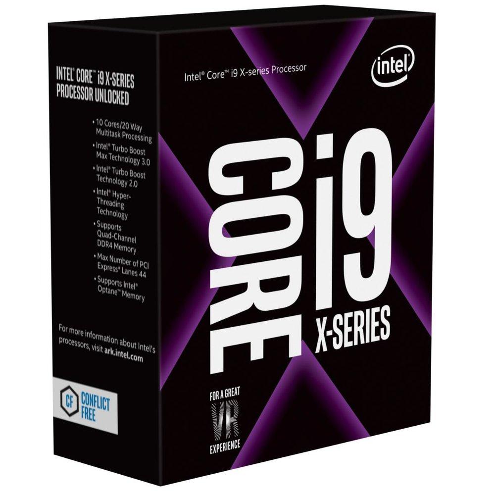 Intel i9-7920X 12-Core Processor