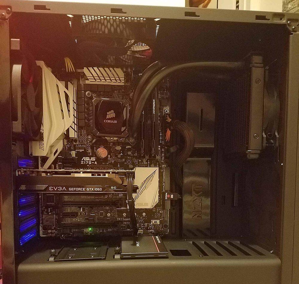 silver+fury+1080p+high+gaming+computer