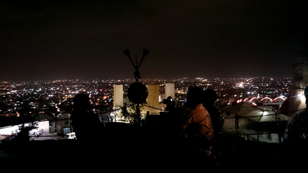 Nahagarh Fort at Night