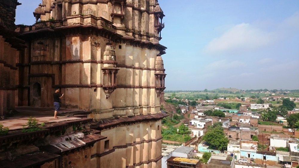 Chaturbhuj Mandir