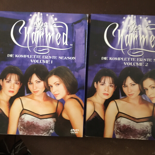 Remember the time you two spend time together watching Charmed? Get her the DVD now.