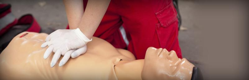 Aid, CPR, AED