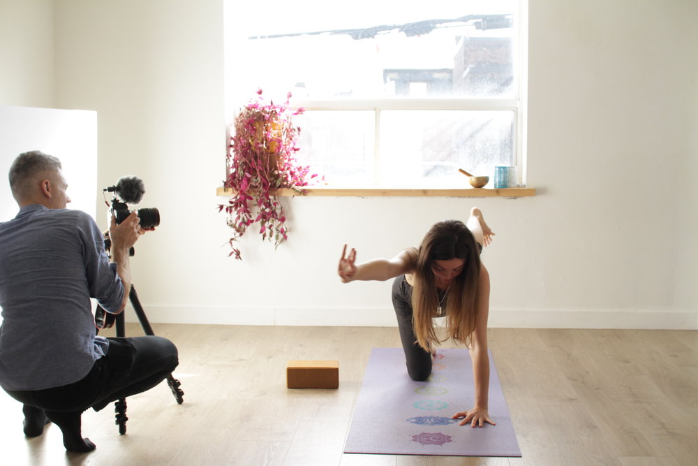 Yoga pose, yoga, yoga mat, core exersize, photography