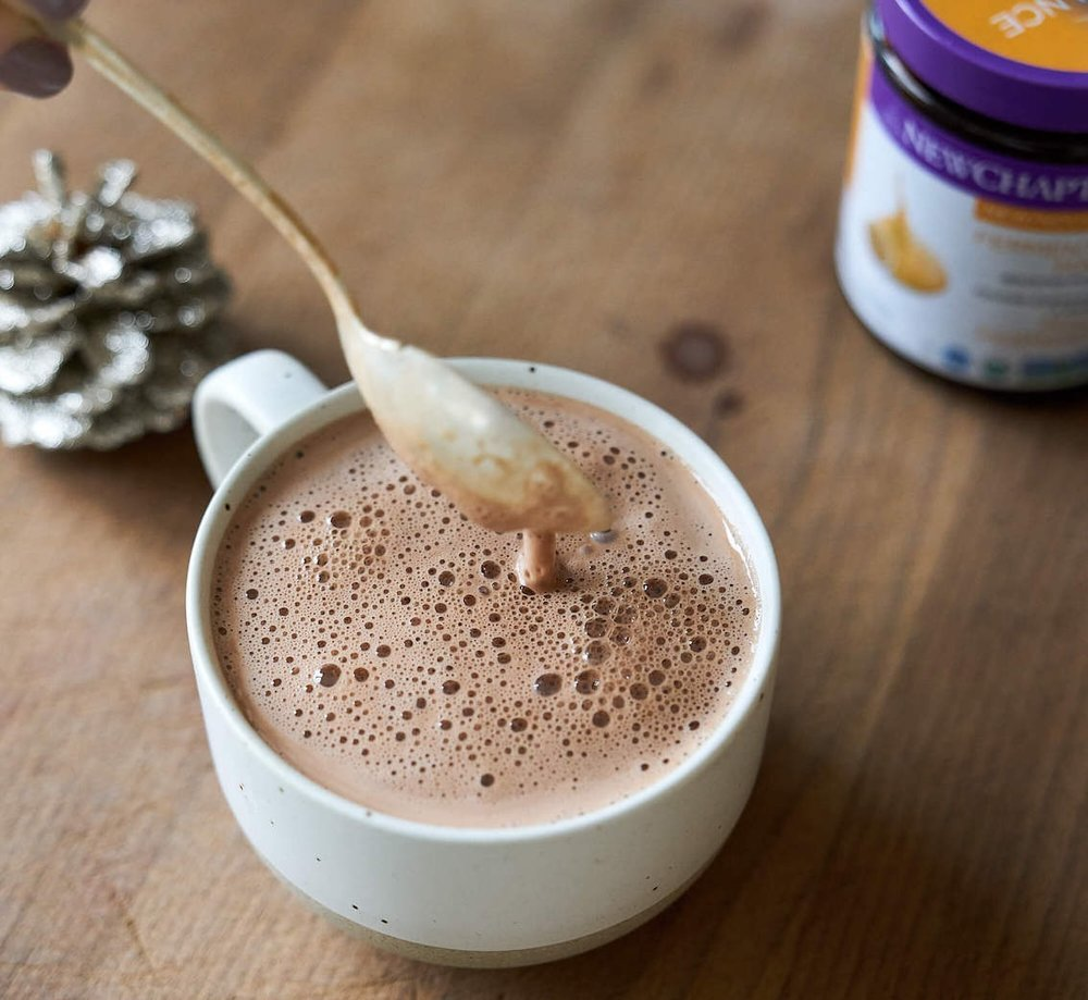Check out Joy's Maca Hot Chocolate recipe  here .