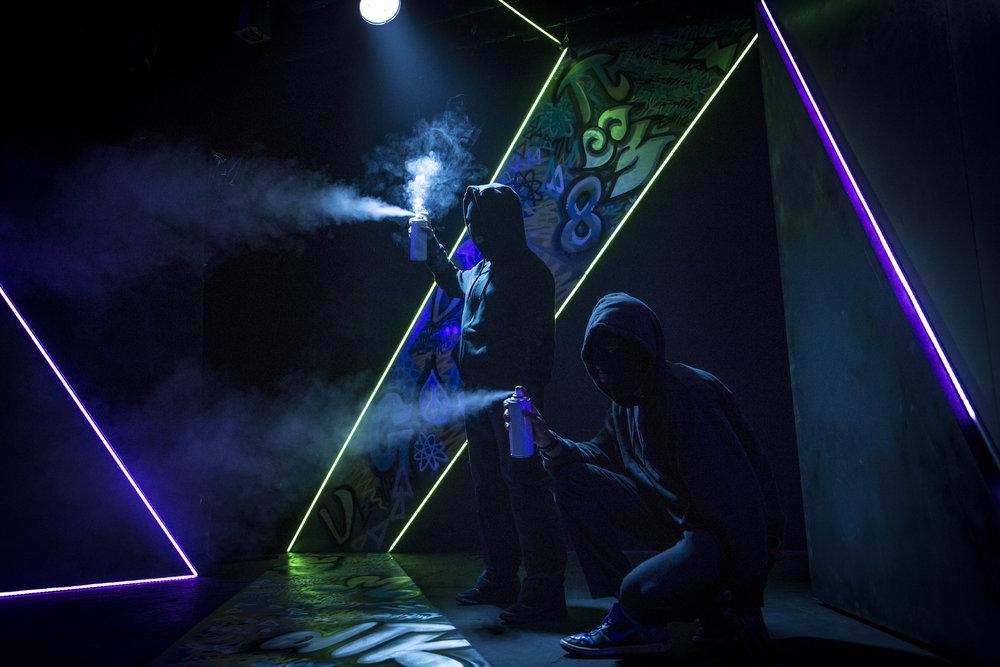 Shadow Kingdoms - Theatre503