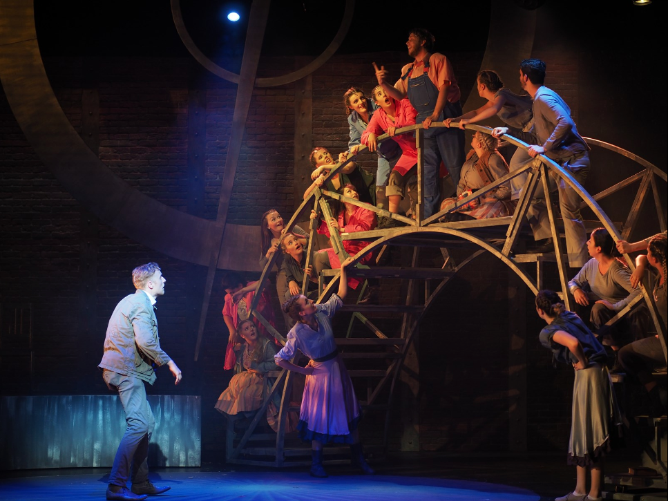 GULLIVER'S TRAVELS (NEW MUSICAL)  Alexandra Theatre, Chichester