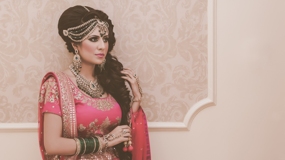 The Midas touch styled shoot - Asian Wedding Inspired