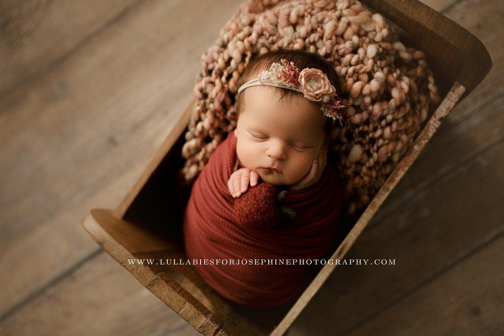Wayne nj newborn photographer funny baby girl lullabies for josephine photography