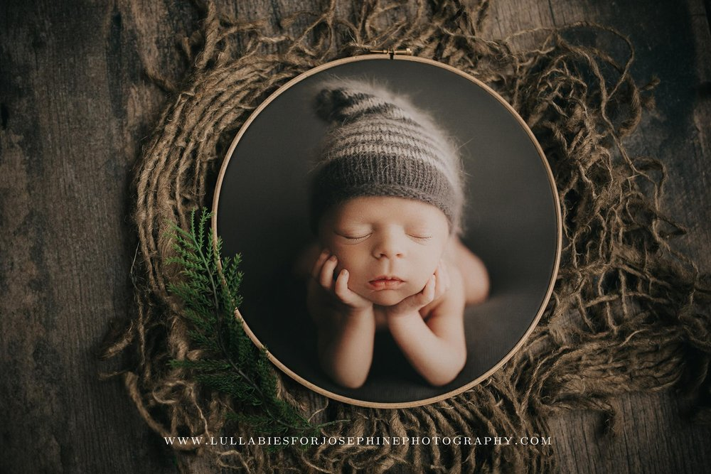Pompton-Plains-baby-photographer-heirloom-canvas-baby-gray-product