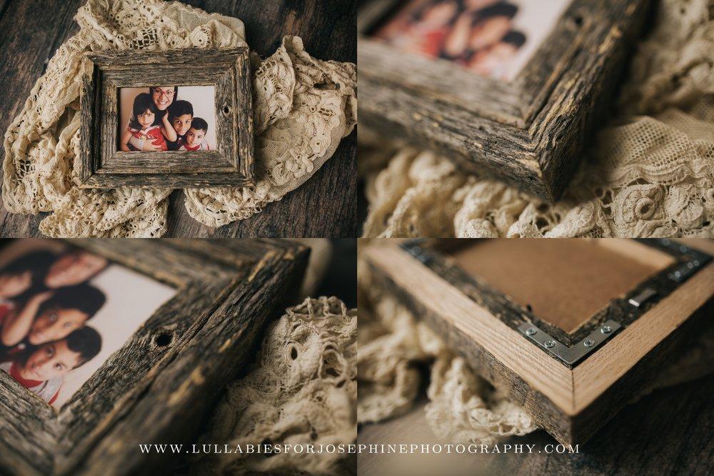 Rustic Framed Print- Haywagon Style