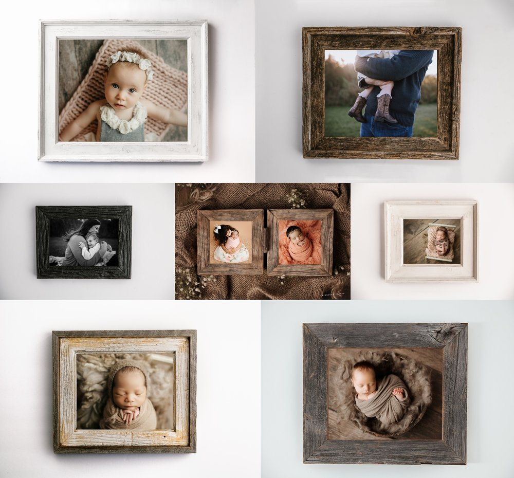NJ-photographer-morris-county-family-newborn-baby-frames-reclaimed-wood-handmade