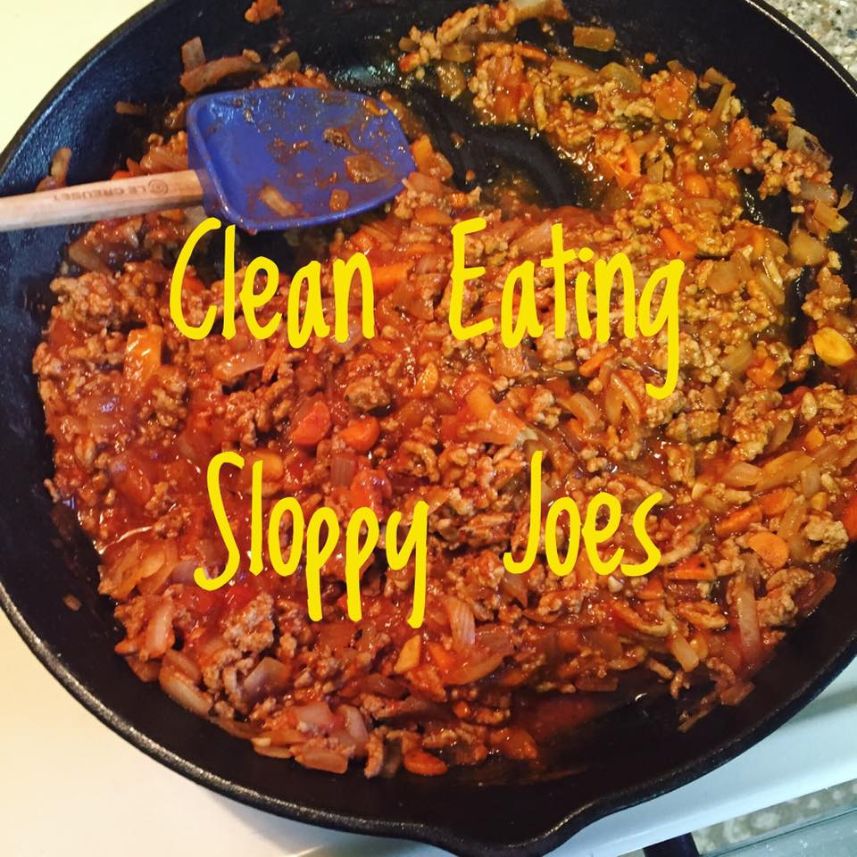 CleanEatingSloppyJoes