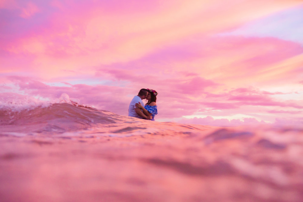 Love + Water Photography, Maui, HI - Hair and Makeup by Amber Papastavros