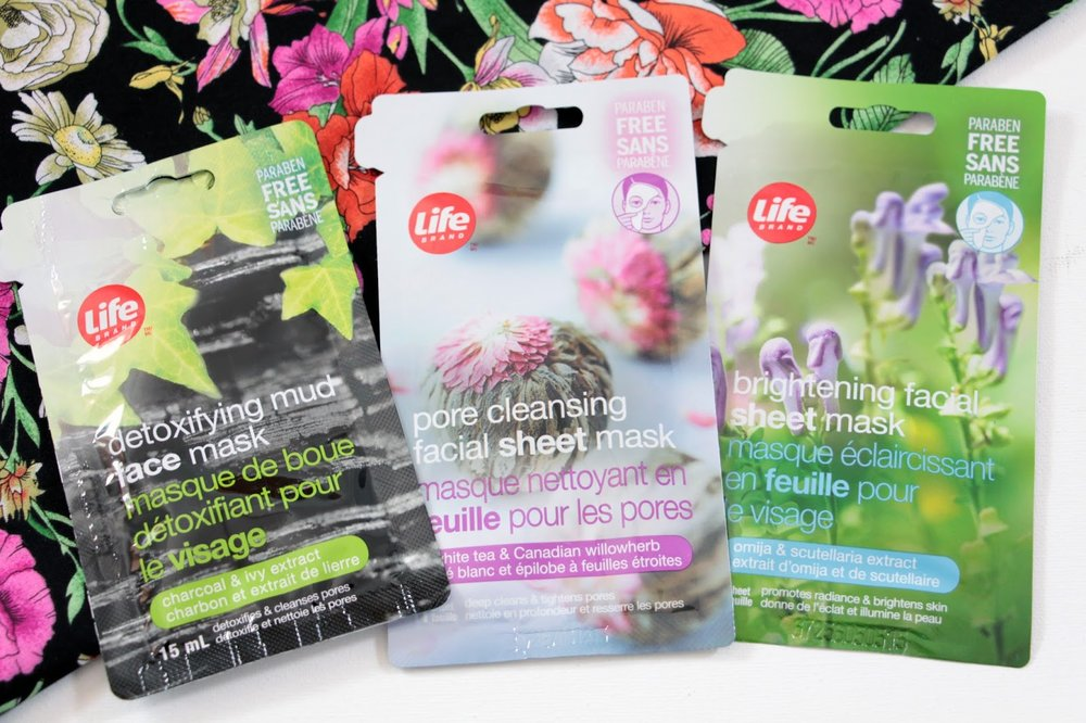 Samantha Series life brand face masks