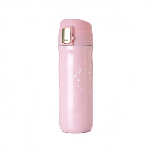 Confetti Lock Top Travel Mug