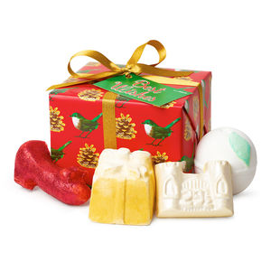 Lush Best Wishes Christmas Gift