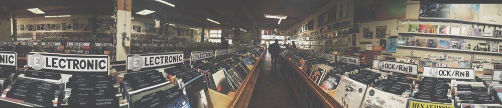 Everyday Music, Seattle, WA 04.26.15