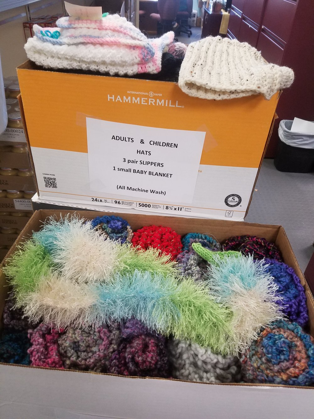 2016 knit donation.jpg