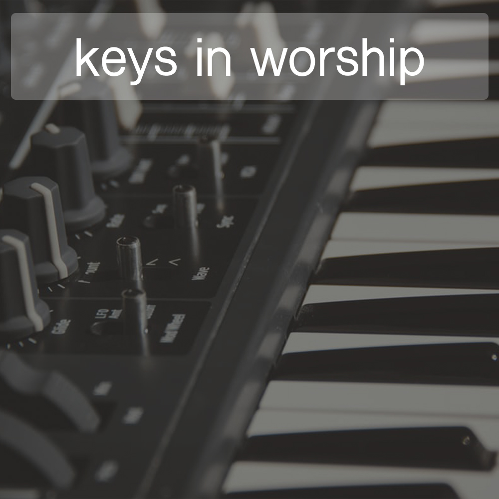 Keys In Worship