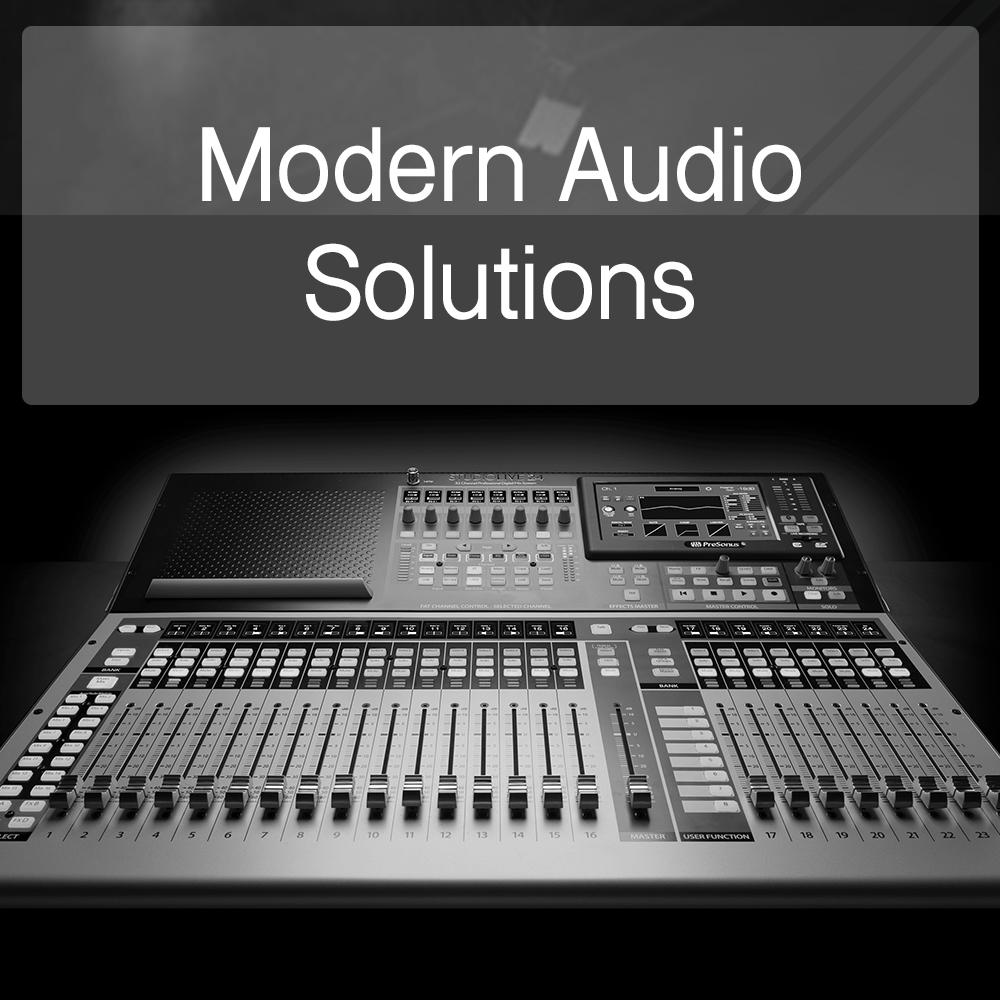 HC Class Modern Audio Solutions WorshipMD Image