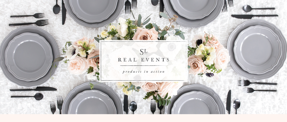 Elegant Weddings | Soiree Linen | Northern Colorado